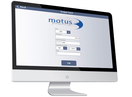 Virtual Payment Processing Terminal