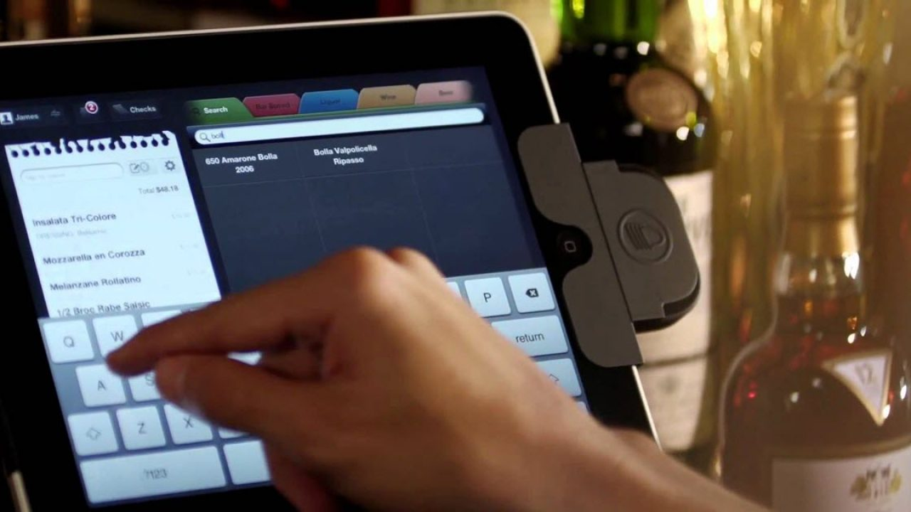 The Benefits of a Tablet-Based POS System - Motus Financial